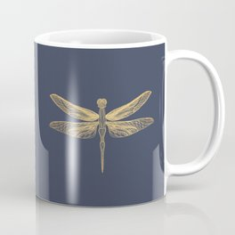 Golden Wings Coffee Mug