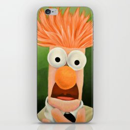 Beaker iPhone Skin
