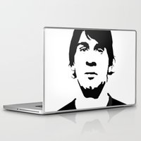 messi Laptop & iPad Skins featuring messi by b & c