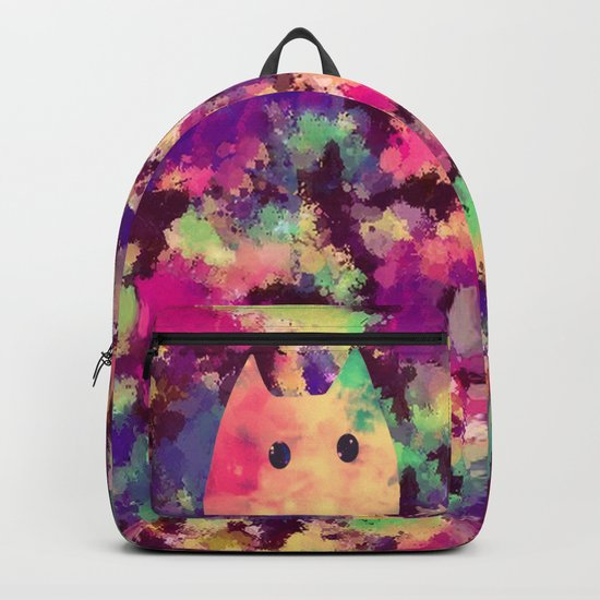 gorgeous cats-4 Backpack