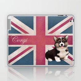 Royal Corgi Baby Laptop & iPad Skin