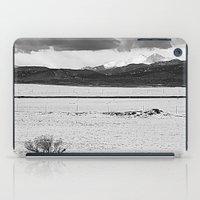 twin peaks iPad Cases featuring Twin Peaks by Jennifer L. Craft
