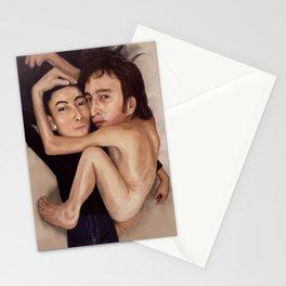 John and Yoko Stationery Cards