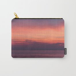 Sunset in Piran Carry-All Pouch