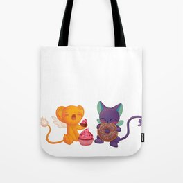 Kero and Suppie Tote Bag