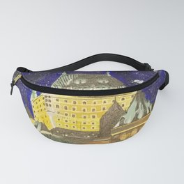 Chateau Frontenac Fanny Pack