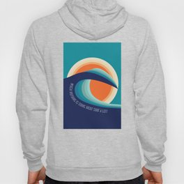 Surf a left Hoody