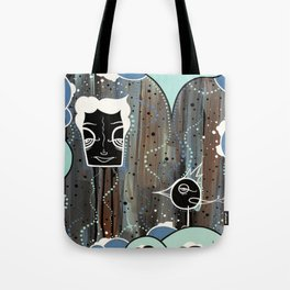 The Bird Doctor Tote Bag