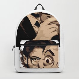 El Professor La Casa De Papel Money Heist Backpack