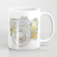 TRAVEL CAN0N Coffee Mug