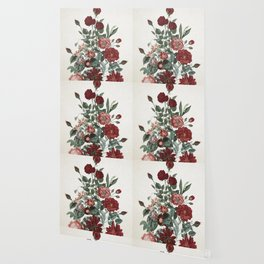 Romantic Garden II Wallpaper