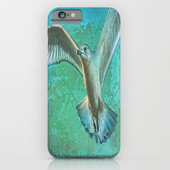 Soaring On Lifes Air Drafts iPhone & iPod Case