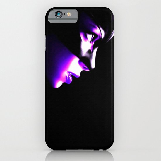 WOMAN IN BLACK iPhone & iPod Case