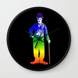 Chaplin Wall Clock