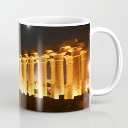 The night and the moon at Temple of Luxor, no. 29 Coffee Mug