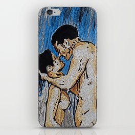 Love Through The Storms Remix iPhone Skin