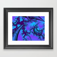 Moons of Antiquity Framed Art Print