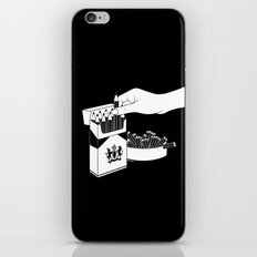 Art Addiction iPhone & iPod Skin
