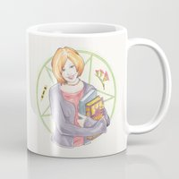 buffy Mugs featuring Willow Rosenberg of Buffy by A Rose Cast