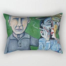 Picasso Rectangular Pillow