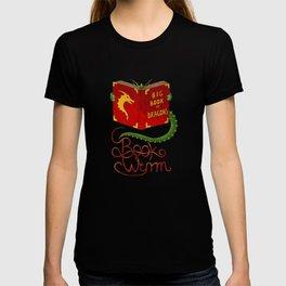 Book Wyrm T-shirt