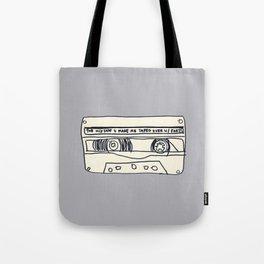 cassette schmassette Tote Bag