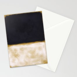 Rothko Inspired #10 Stationery Cards