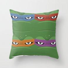 Teenage Mutant Ninja Turtles - TMNT Throw Pillow