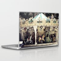 forever young Laptop & iPad Skins featuring Forever Young by farsidian