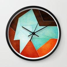 Mirrors Wall Clock