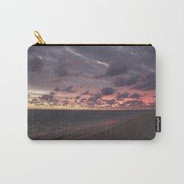 Rarotonga Sunset Carry-All Pouch