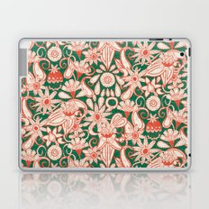 sarilmak palm fire orange Laptop & iPad Skin