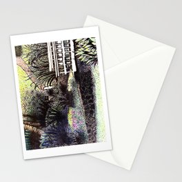 Pointy Garden Stationery Cards