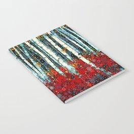 :: Begonia Birch :: Notebook