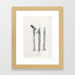 SECTION II Framed Art Print