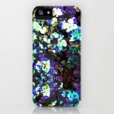 FLORAL WATERS Slim Case iPhone (5, 5s)