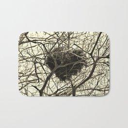 Heart-Shaped Nest Bath Mat