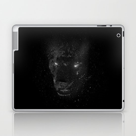 Space Panther Laptop & iPad Skin