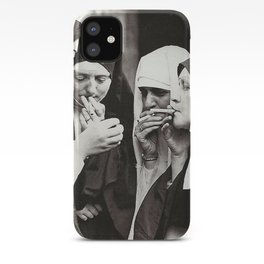 The Great Nuns iPhone Case