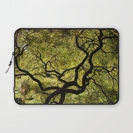 Japanese Maple Tree Laptop Sleeve