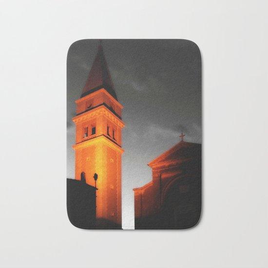 Church Tower Bath Mat