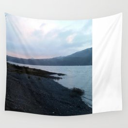 Morning on the Canal Wall Tapestry