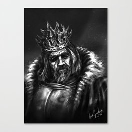 Old King Cole Canvas Print