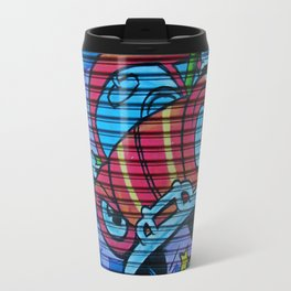 SanFran Garage - horizontal Travel Mug