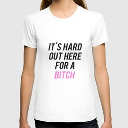 Lily Allen - Hard Out Here T-shirt