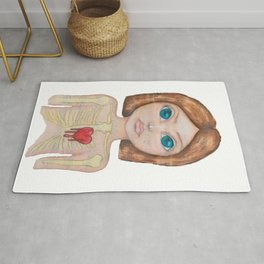 Anatomy of pain Rug