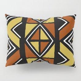 Big mud cloth tiles Pillow Sham
