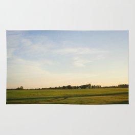 Midwest Fields Sunrise Rug