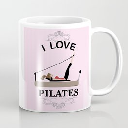 I love pilates Coffee Mug