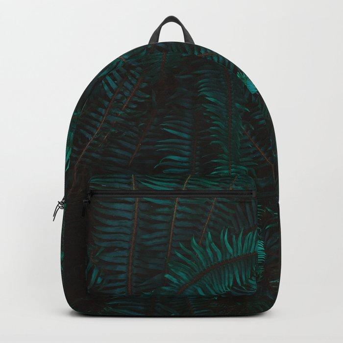 Blue Fern Twilight Backpack